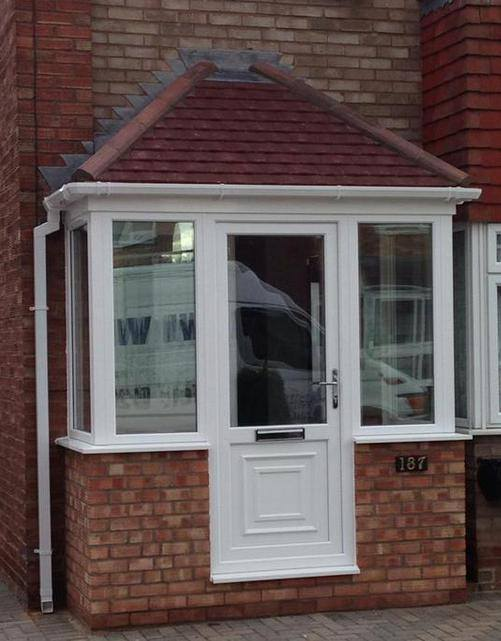 porches porch upvc double glazing porches upvc front