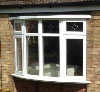 Upvc windows double glazing windows bay window for Double glazing designs